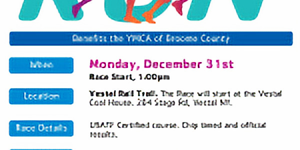 YMCA Resolution Run