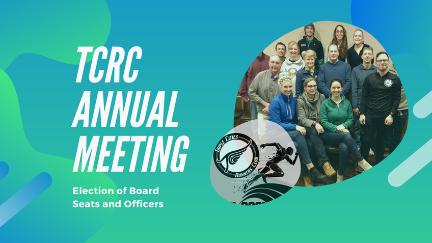 TCRC ANNUAL MEETING/ELECTIONS