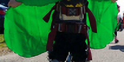 Fourth Annual Ryan's Superhero Run
