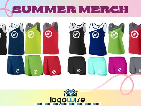 Summer Merch Part 2 - Available until 6/15