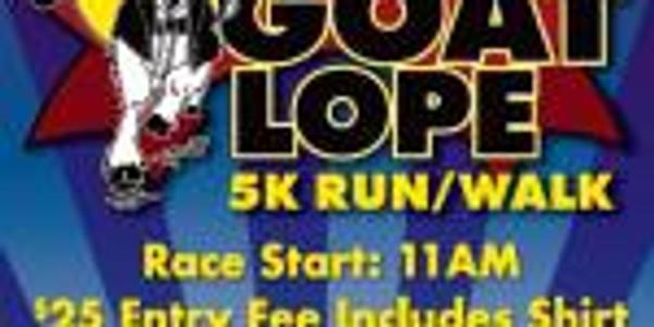 Goat Lope 5K