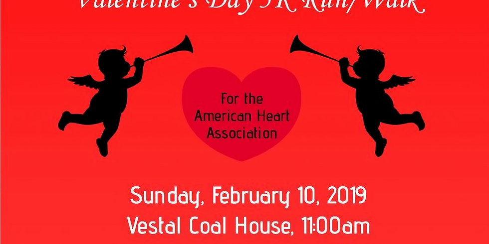 Run With Your Hun Valentine's Day 5k