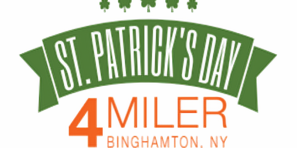 18th Annual St. Patrick's 4 Mile Road Race