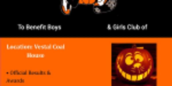 Boys & Girls Club Pumpkin Run 5K