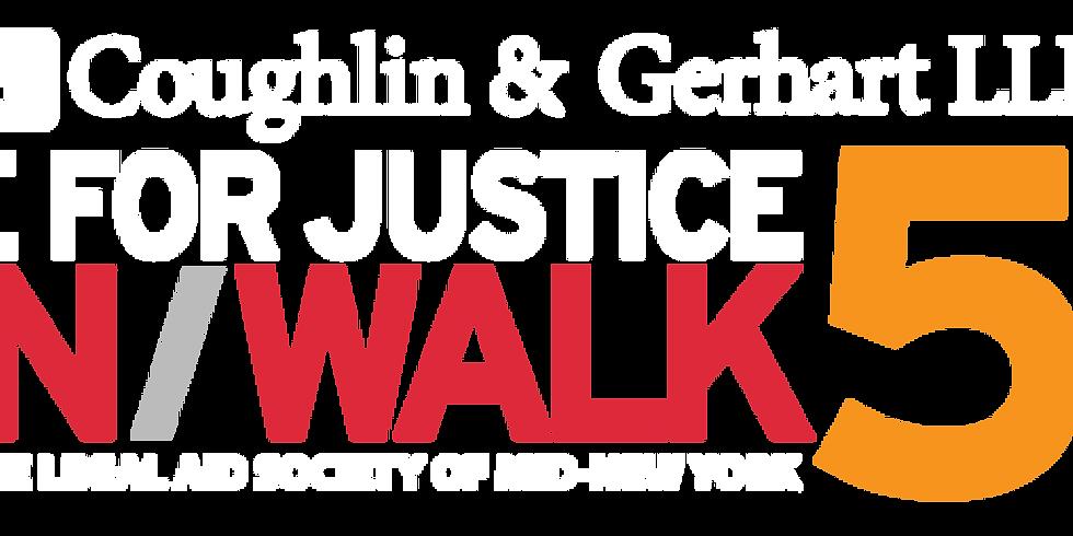 Coughlin & Gerhart Race for Justice 5K Run/Walk