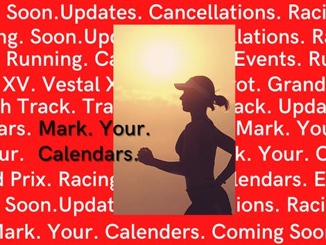 2021 Event Updates