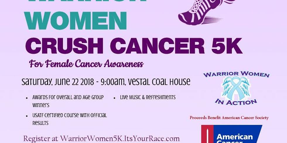 Warrior Women Crush Cancer 5K