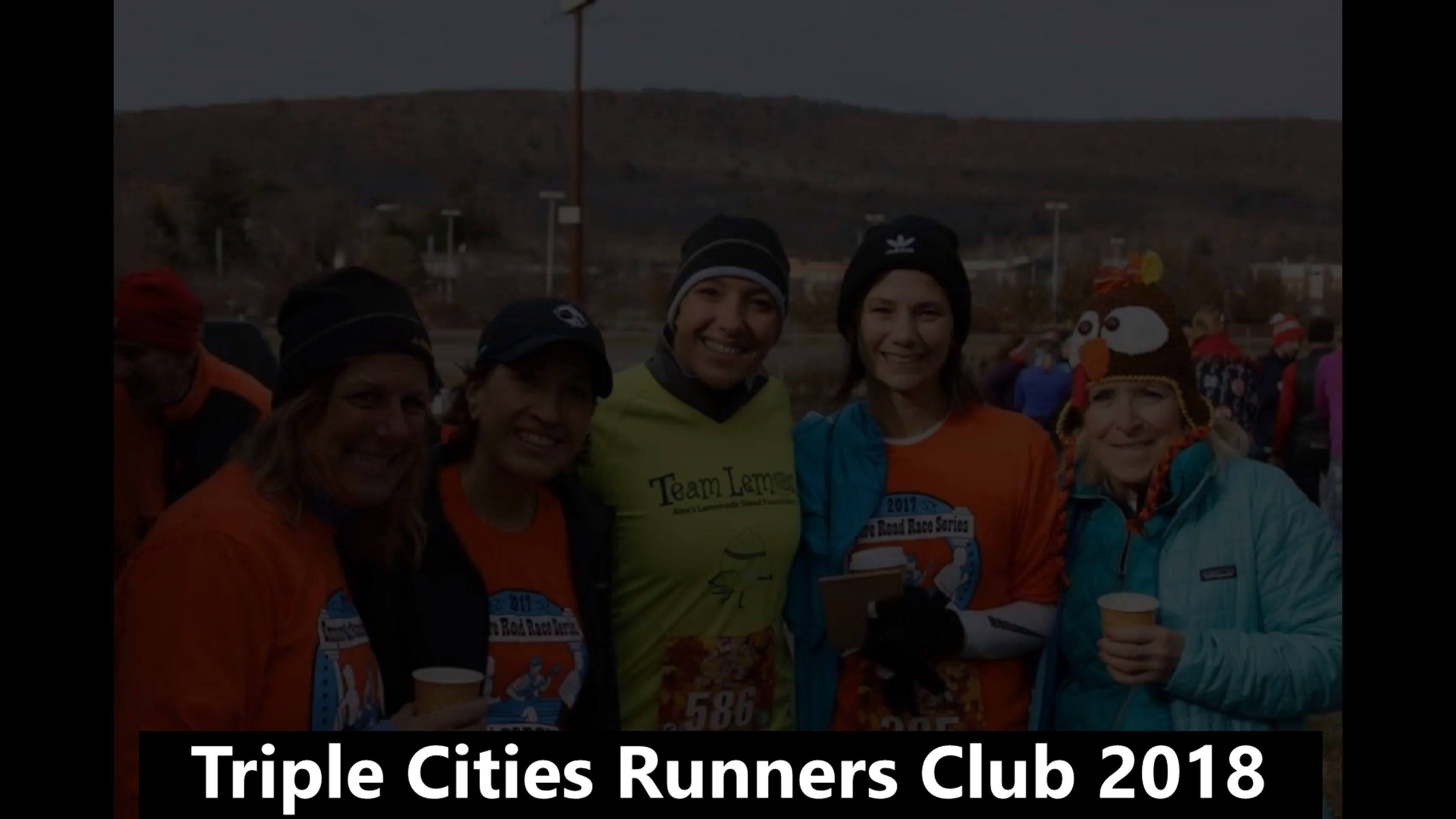Triple Cities Runners Club 2018