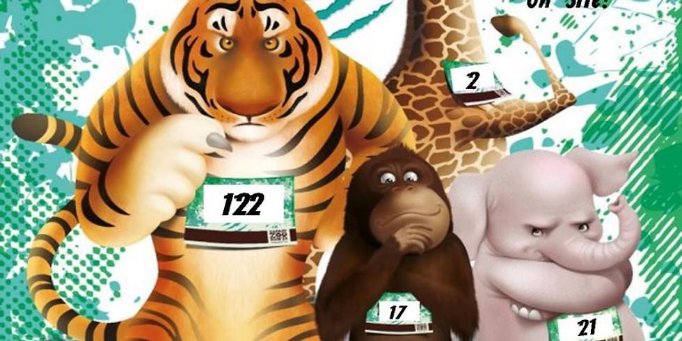 Run Wild For the Binghamton Zoo 5K
