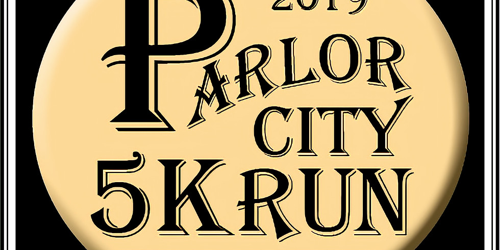 The 12th Annual Parlor City 5K Run