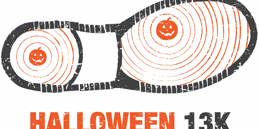 8th Annual Halloween 13k and 2 Person Relay