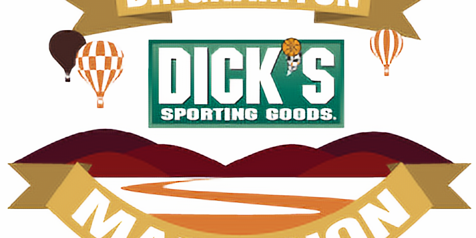 DICK'S Greater Binghamton Marathon