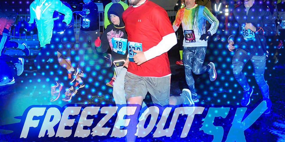 Freeze Out to End Homelessness 5k