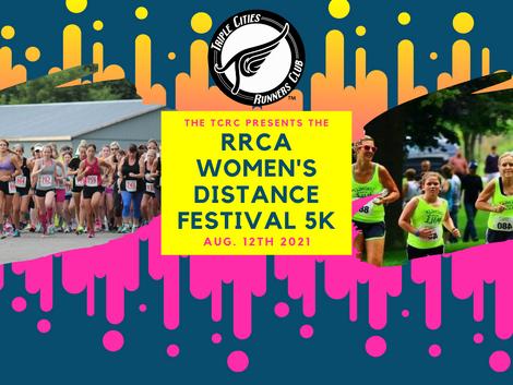 The Women's Distance Festival is Back!