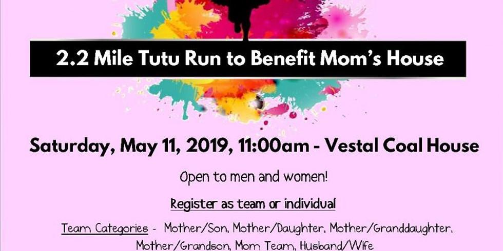 Mother's Day Tutu Run