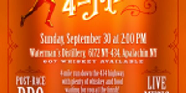 Whiskey 4 Miler