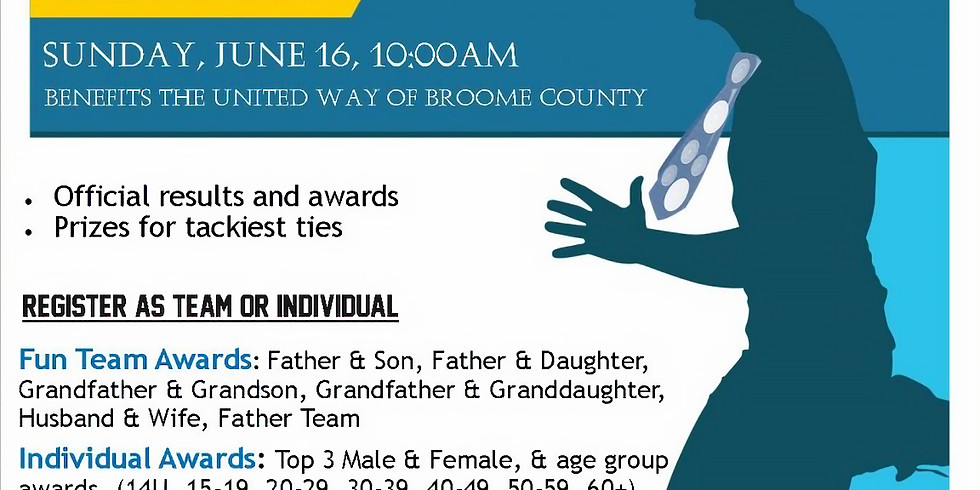 Father's Day Tacky Tie 5K