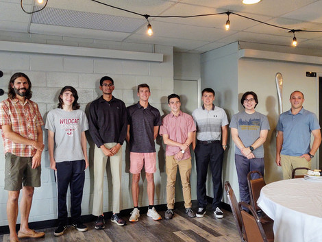 TCRC Scholarship Winners Annouced!