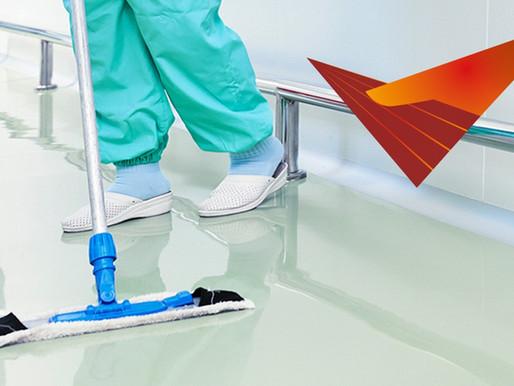 Il battiscopa sgusciato e i raccordi igienici: alleati preziosi per l'igiene dell'ambiente