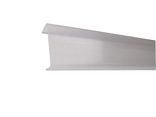 RIGID CRYSTAL  PVC PROFILE