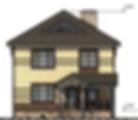 РК Свой дом. Проект дома из блоков
