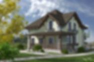 Проеты домов площаьюот 100 до 200 кв.м.