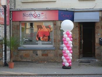 Centre d beaté Nathéa soins visage corps et thérapie pnl Institut de beauté Nathéa Wanze