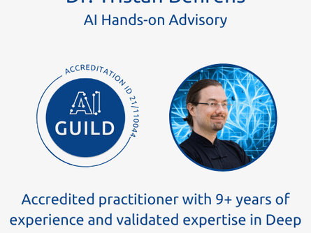 The quality standard for the AI profession