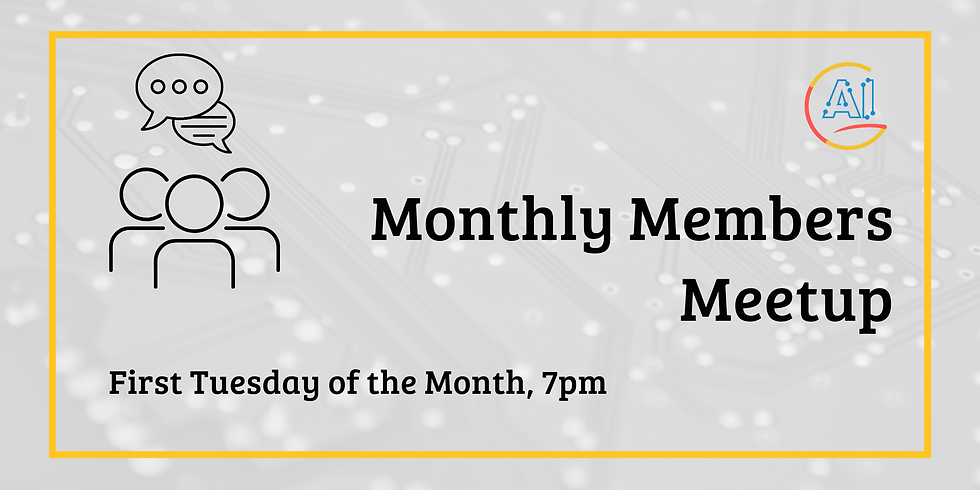 AI Guild Monthly Members' Meetup: January 2021