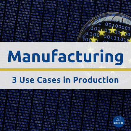 #datalift use cases in production for manufacturing