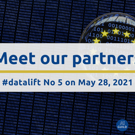 Meet our partners for #datalift No 5