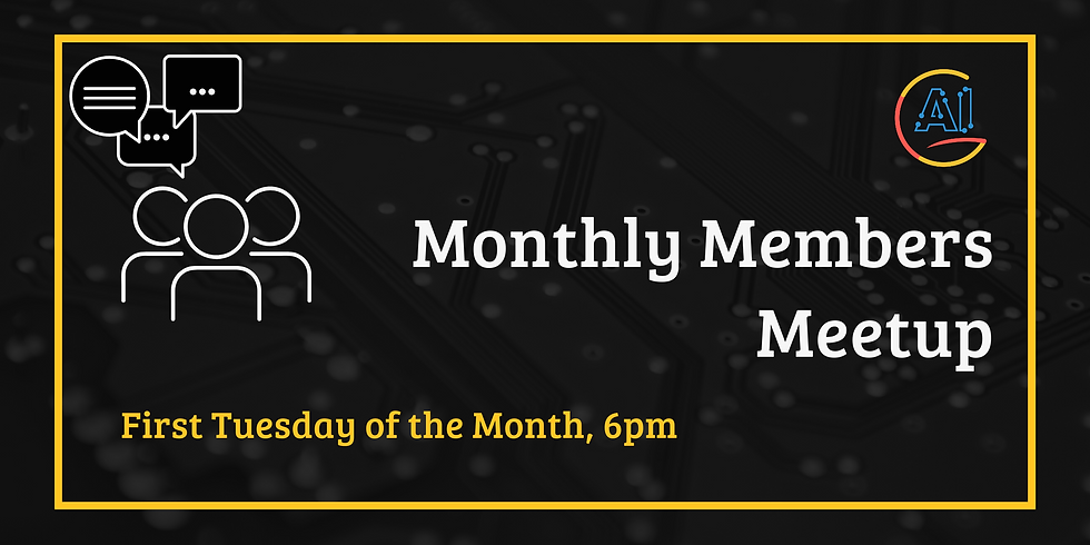 AI Guild Monthly Members' Meetup: October 2020