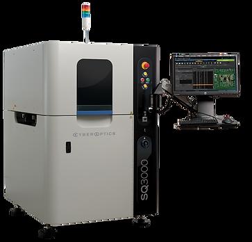 AOI 3D, Cyber Optics - 3D AOI SQ3000