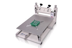 Screen Printer Prototipagem SMT, SMD