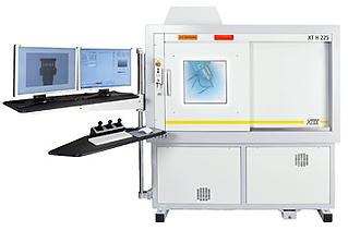 Tomografia Raio-X Industrial, CT