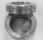 Gravação Laser Fibra, Peças Metálicas