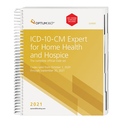 2020 ICD-10 Expert for Home Health & Hospice-ebook (PEGITHA20)