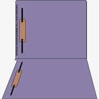 Kardex Match Alpha File Folders Violet (box of 50)