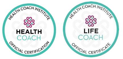 Health Coach Institute Certified Health Coach & Certified Life Coach