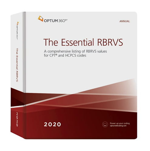 2020 The Essential RBRVS  (RBR20)
