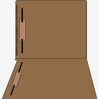 Kardex Match Alpha File Folders Brown  (box of 50)