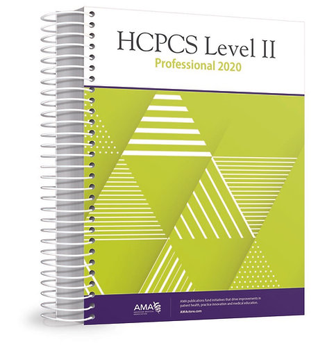 2020 HCPCS Level II