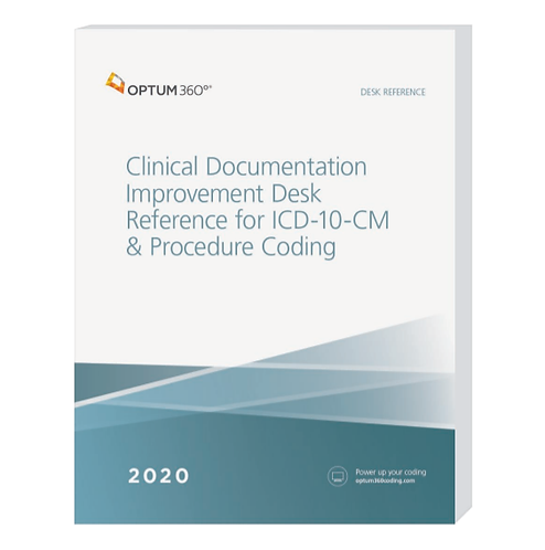 2020 Coders' Desk Reference for Diagnoses (ITDR20)