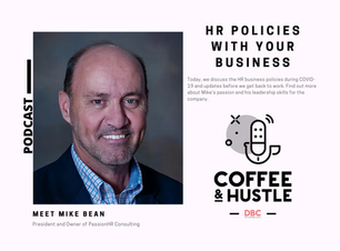 Meet Mike Bean with PassionHR