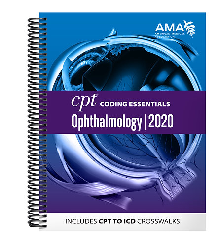 2020 CPT Coding Essentials for Ophthalmology  OP259220