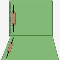 Kardex Match Alpha File Folders Green (box of 50)