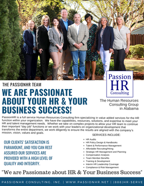 Meet Our Team at PassionHR