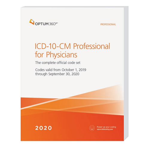 2020 ICD-10-CM for Physician e-book PEGITPB20