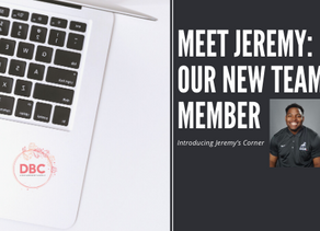 Meet Jeremy: Our New Team Member