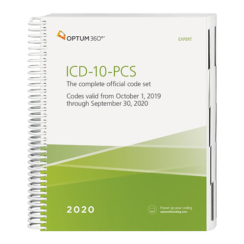 2020 ICD-10-PCS Expert